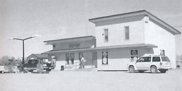 COOP Gas Station, 2004.