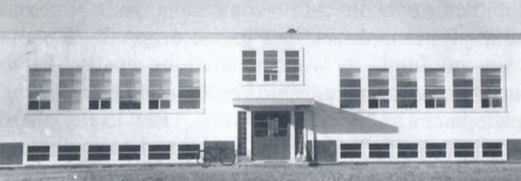 Intermediate School 1970.