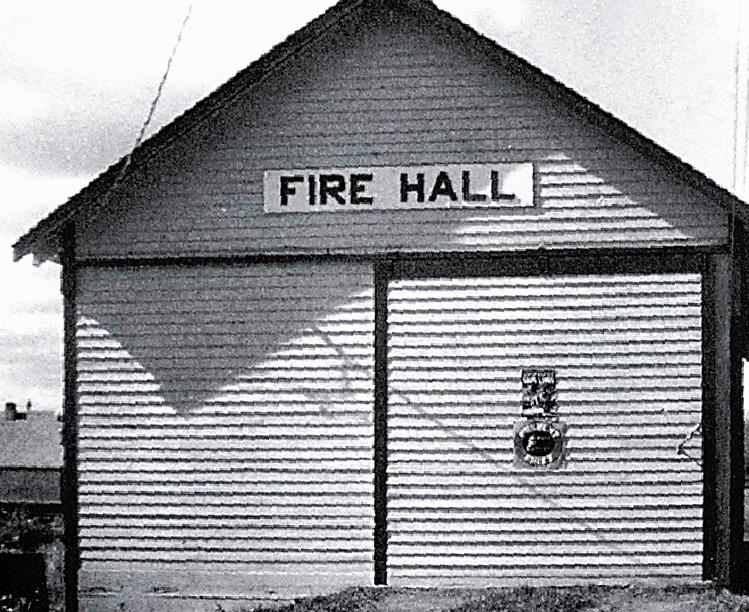 Old Fire Hall.