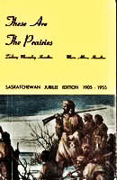 These Are The Prairies book webpage.