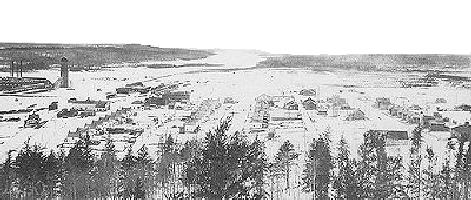 Big River in the early 1900s