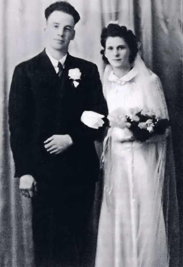 Howard and Margaret Swanson.