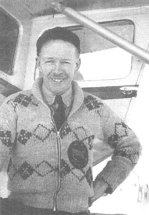 George Greening, northern Bush Pilot