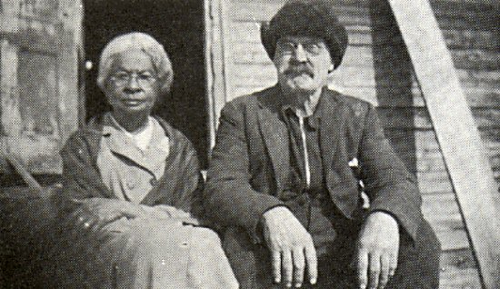 Phillip and Matilda Kelly.