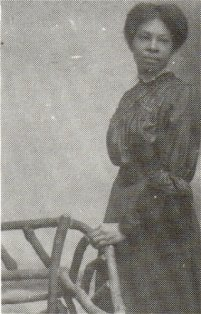 Mrs. Matilda Kelly, Registered Nurse - 1918.