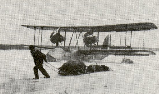 Ladder Lake Air Base - 1926.