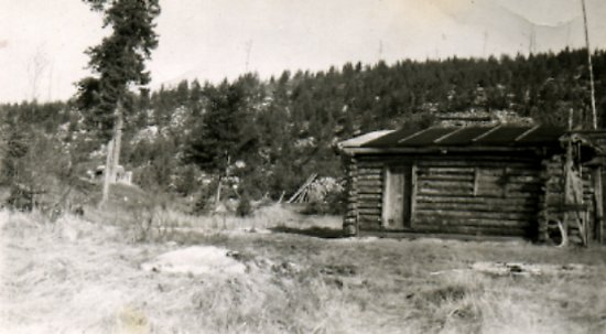 Trapping Cabin