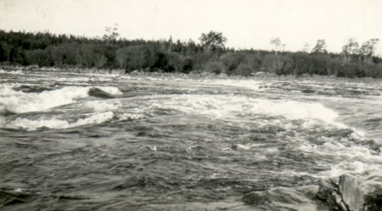 Northern rapids