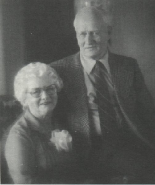 Chris and Lillian Wopnford.