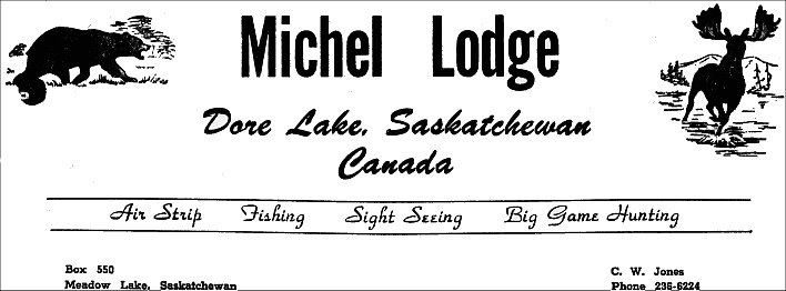 Michel Lodge Logo.