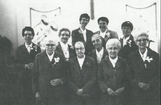 Jubilarians of 1994.
