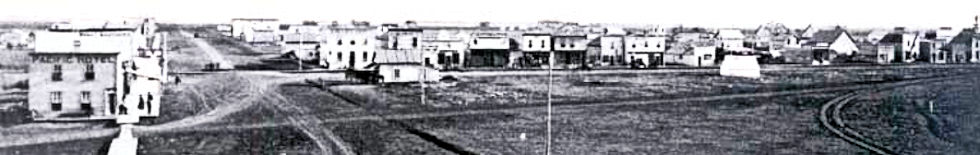City of Regina in 1883.
